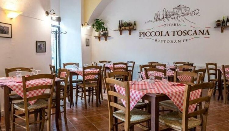 Piccola Toscana Pecs Pizzeria