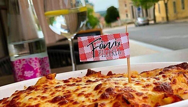Fonix Pizzeria Pecs Hu Belvaros