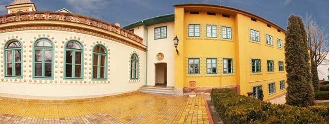 A Zsolnay Negyed Vendégháza