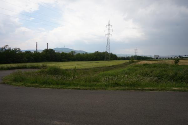 Pécs, Üszögi út – 7,1 HA