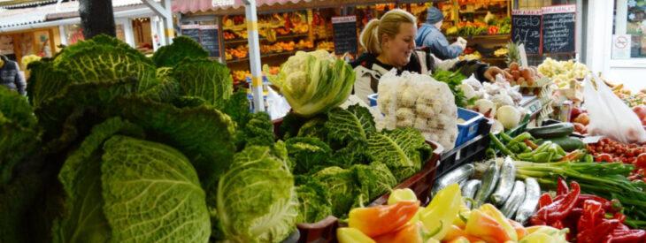 Diána téri piac