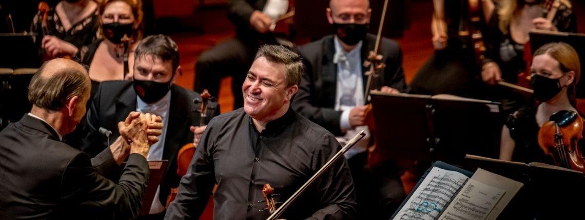 Maxim Vengerov és a MÁV Szimfonikusok koncertje