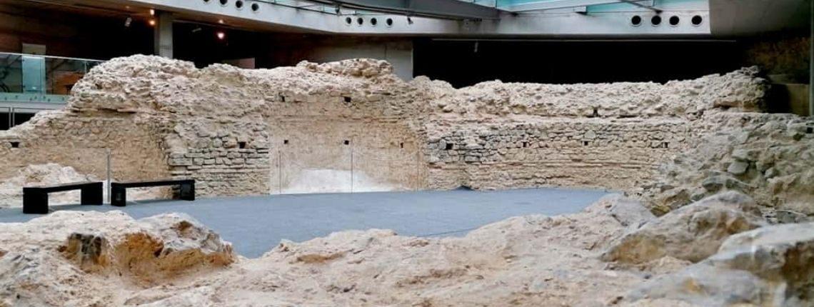 Római játszótér a Cella Septichoraban