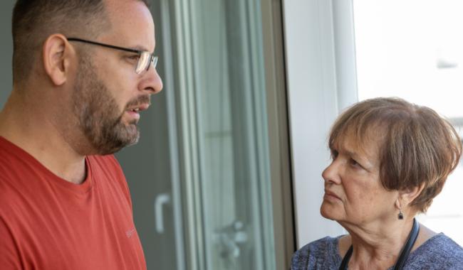Hiánypótló filmet készít egy pécsi orvos a demenciáról